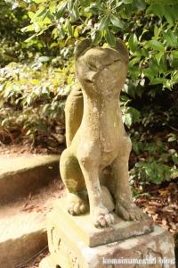 城山稲荷神社(松江市殿町)84