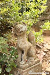 城山稲荷神社(松江市殿町)85