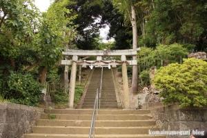 須賀神社(松江市春日町)1