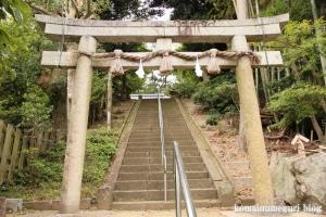 須賀神社(松江市春日町)3