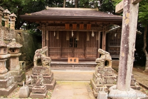春日神社(松江市奥谷町)84