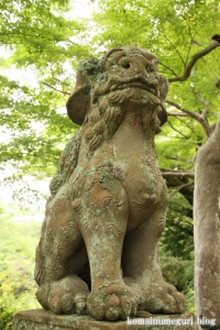 春日神社(松江市奥谷町)54