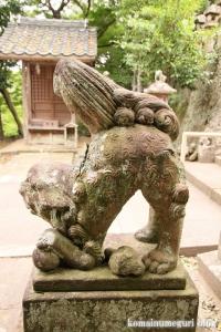 春日神社(松江市奥谷町)99