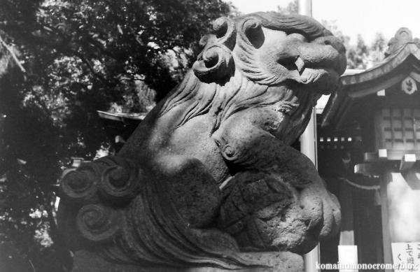 玉川神社(世田谷区等々力)3