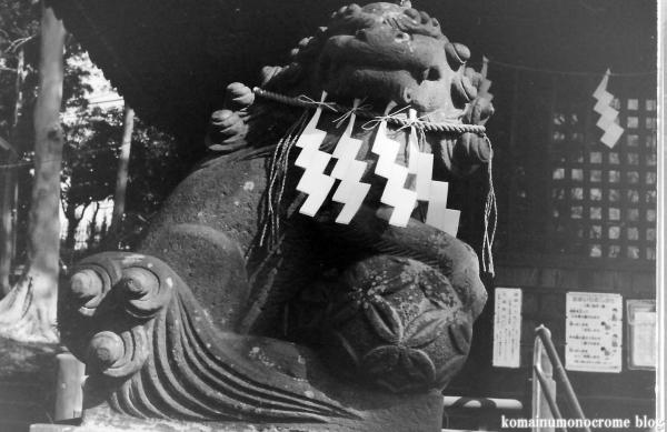 八幡神社(大田区田園調布)3