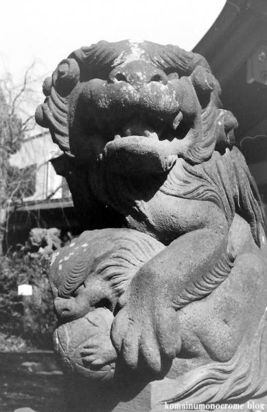 玉川神社(世田谷区等々力)2
