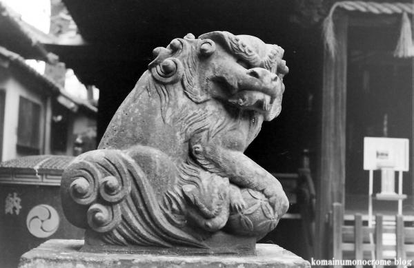 天祖神社(世田谷区経堂)3
