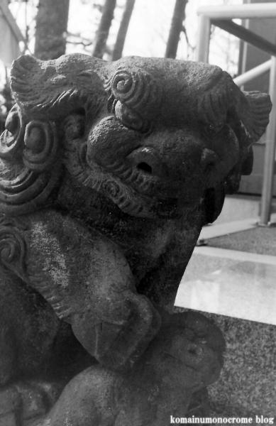 瀬田玉川神社(世田谷区瀬田)4