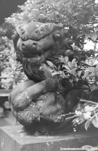 天祖神社(世田谷区経堂)1