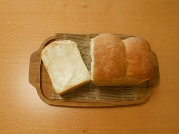 201507 ホシノ天然酵母 山型食パン