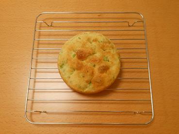 201507 ホシノ 枝豆フォカッチャ