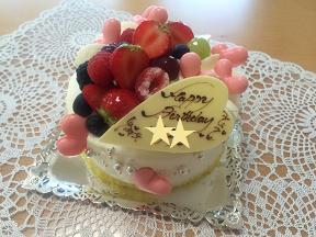 201507 バースデーケーキ1