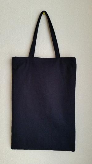 点と線模様製作所ぺたんこバッグ
