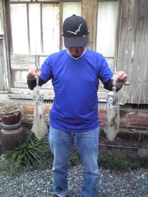 平戸の釣果2