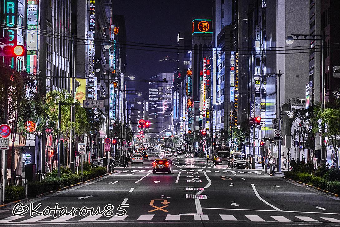 銀座百景 20150726