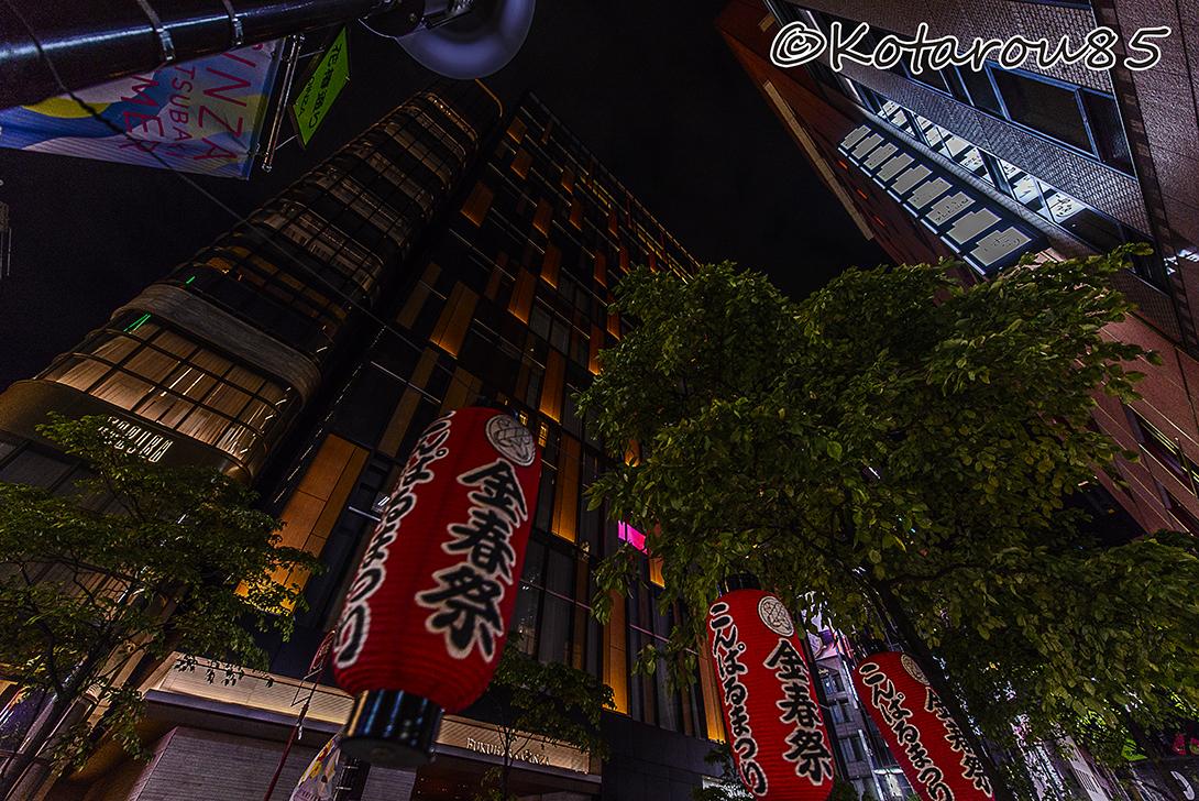 銀座no祭り 20150807