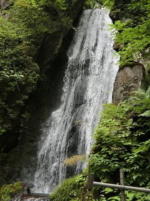 不動の滝02