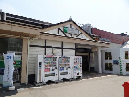 石岡駅周辺01