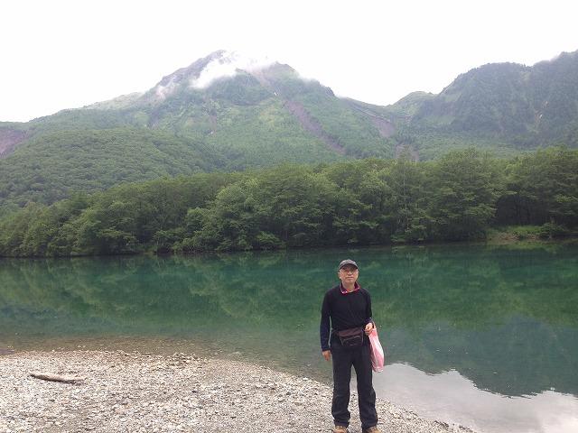 IMG_8559●焼岳を背景に大正池.jpg