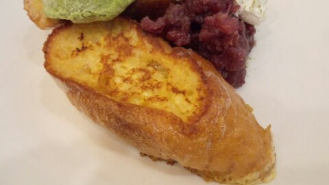 デニーロフレンチトースト (2)