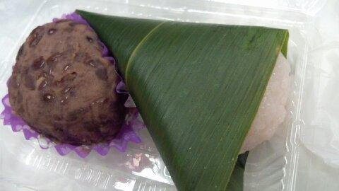 鳴海餅笹餅