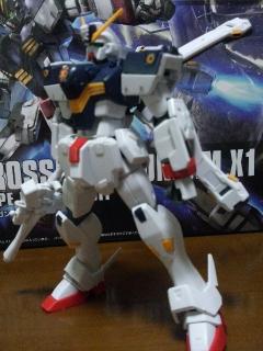 HGUCクロスボーンガンダムX1 001