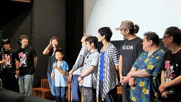 2015年7月24日-ロードオブツリメラ新宿上映ブログ01