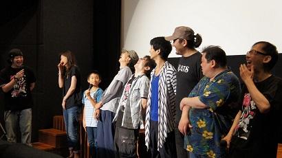 2015年7月24日-ロードオブツリメラ新宿上映ブログ05
