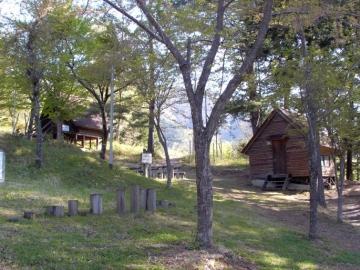 硯の里キャンプ場(早川町)