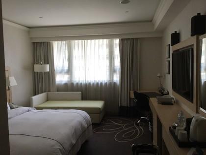 Kホテル到着