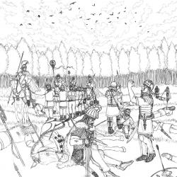 ローマ軍の物語16b