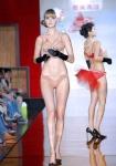 ランジェリーファッションショー モデル セクシー ブラジャー パンティー おっぱいの谷間 下着 高画質エロかわいい画像187