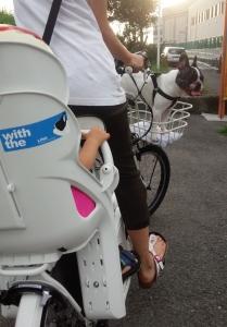 リノマナ自転車1