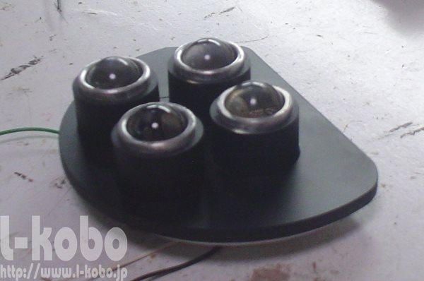 ルミオンヘッドライトミニプロジェクター
