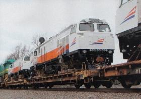 重量牽引鉄道03RZ