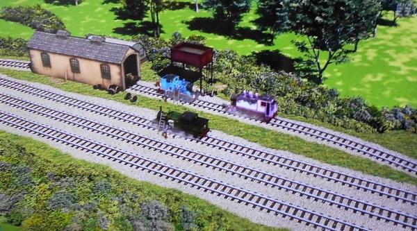 機関車トーマスアニメRZ