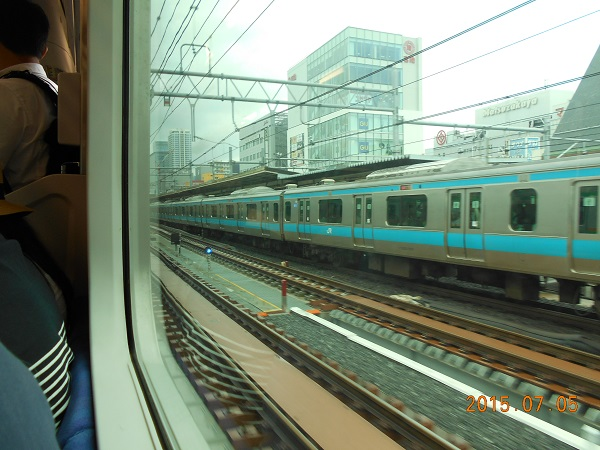 上野-東京ラインRZ
