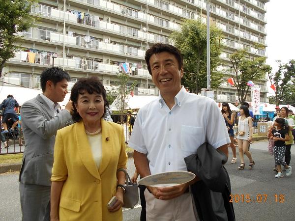 猪口議員と斉藤議員RZ