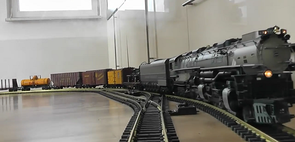 驚愕模型鉄道