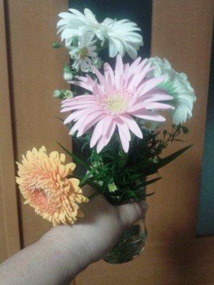 タヌさんのお花