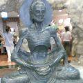仏陀座禅像