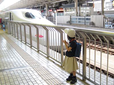 新幹線 名古屋 東京