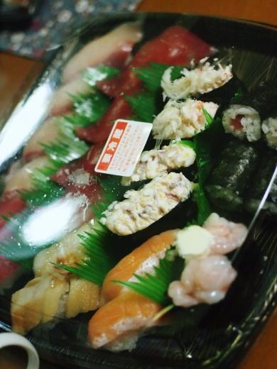 20150628 買い食いで廻るお寿司