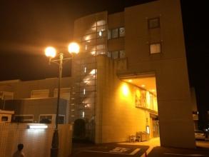 千葉県野田ホテルグランボア(HOTEL GRANBOIS)外観