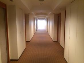 ホテルグランボア(HOTEL GRANBOIS) 客室通路