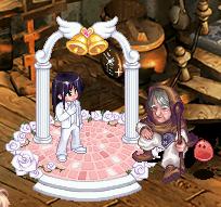 ついでに結婚式