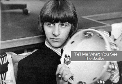 Tell Me What You See - The Beatles