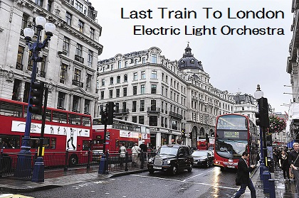 Last Train To London - ELO