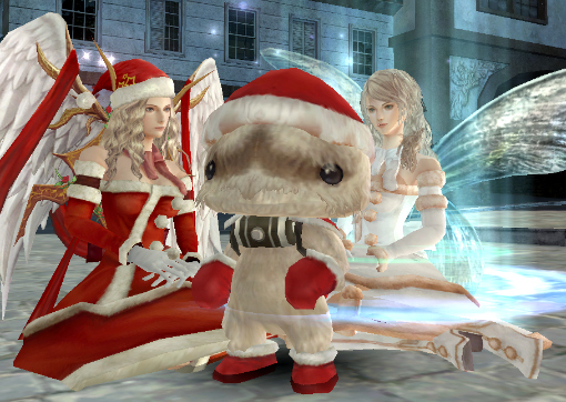 クーリスマスが今年もやーあってくるー♪