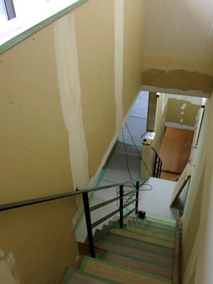 紅陽館階段手すり1412